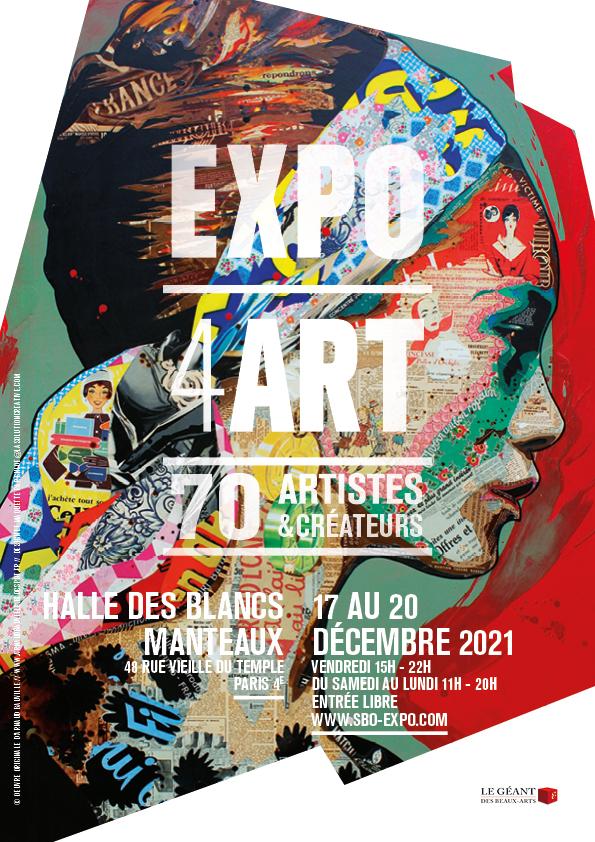 Expo4art-Dec2021-affiche